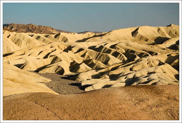 Death Valley / Golden Canyon - 2007