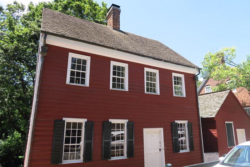 Samuel Schultz House (ca. 1819)
