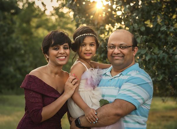 Kiran Family - 2021