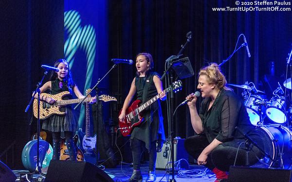 2020.03.07 - International Women's Day Solidarity Concert for Wet'suwet'en