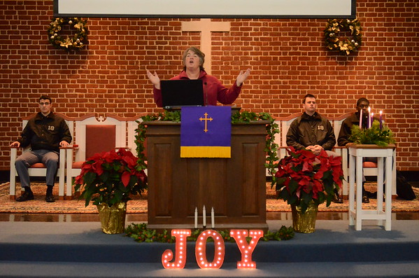 Jenny Payne's Chapel Message