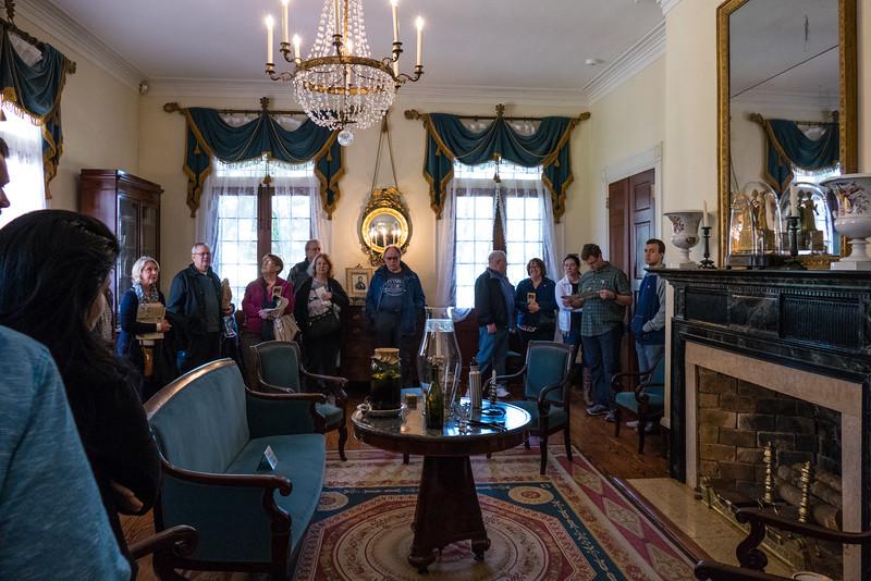 American plantation house