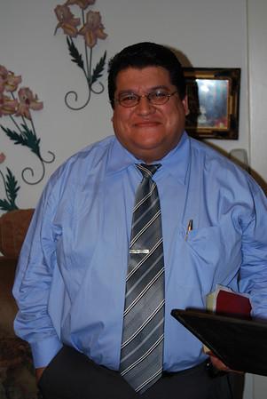 Visita a la Casa del Pastor 2008