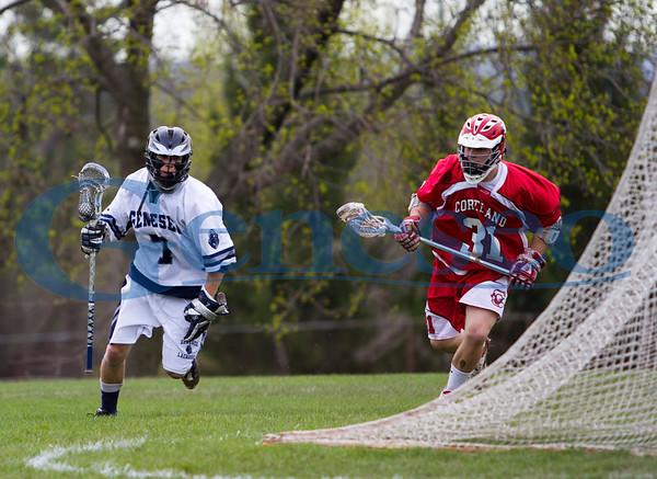 Men's Lacrosse vs Cortland 04/27/11