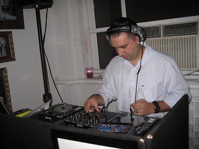 DWF Platinum Party @ Jason Groupp's Studio 2009