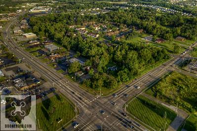 STREETSBORO, OHIO - TOWN SQUARE