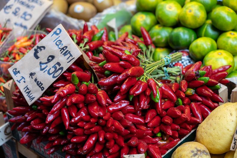 Produce in Bologna