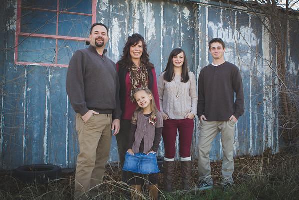 Breyer Family Session