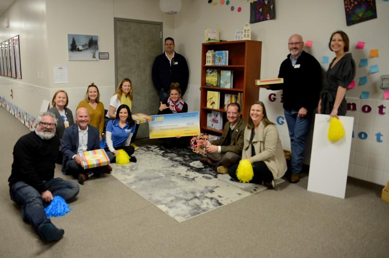 Grandview Hills Elementary School,Kristin Britt, Mindfulness Library