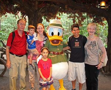 Disney World - February 2013