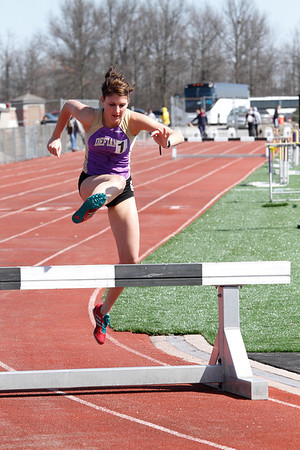 Defiance College Track 03-29-2013