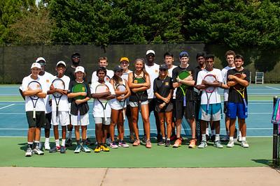 Darko Byrd Tennis Academy Shoot