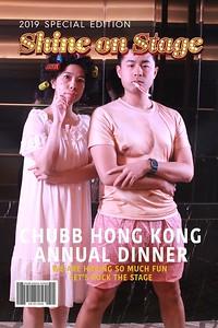 CHUBB Annual Dinner - 06 December 2019