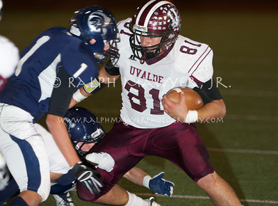 Football - Boerne-Champion vs Uvalde (2011)