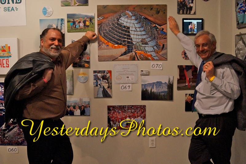 Photo of Rob Packard &  John Gaudio, taken by Kelli Packard.  Thank you, Kelli :-) YesterdaysPhotos com-_DSC6596