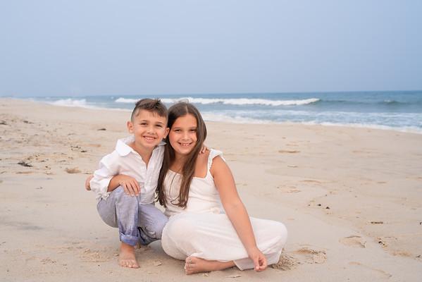 Marissa Family Beach 2021