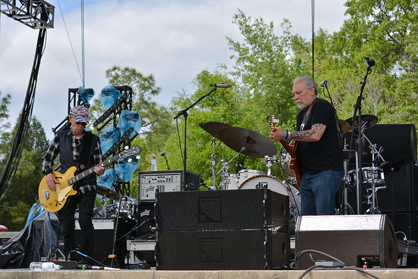 Electric Hot Tuna with Steve Kimock, Wanee Music Festival, April 2016