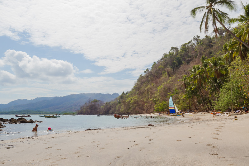 Ballena Beach - Costa Rica Cruise