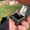 1.11ct Old European Cut Diamond Filigree Ring 41