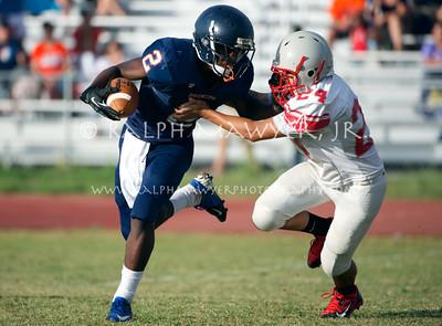 Football - Brandeis vs Judson (JV-B) (2014)