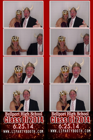 Bellport Sr. Prom 2014
