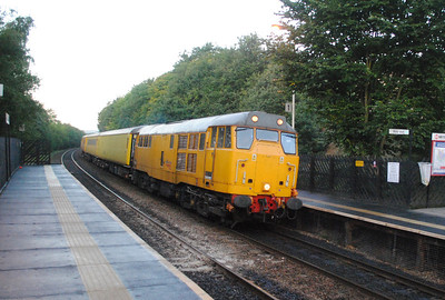 1Q13 Radio Survey Train 23/9/13