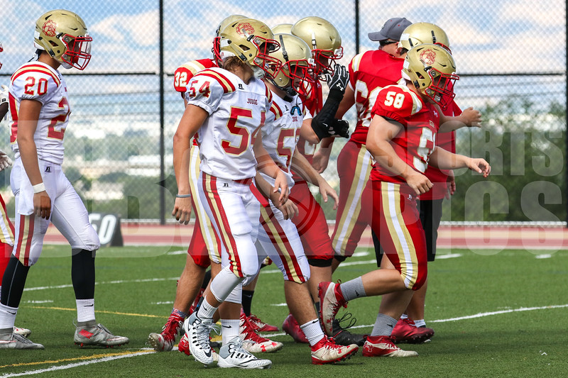 Judge FB Red - Gold Game