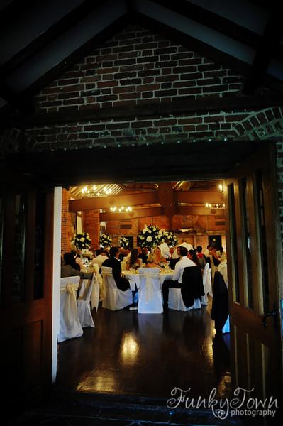 Reception - Dinner & Speeches