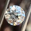 2.05ct Old European Cut Diamond GIA K VS2 8