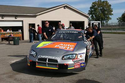 ARCA Remax, Toledo Speedway, Toledo, OH, October 12, 2008