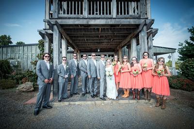DE13 Wedding Party