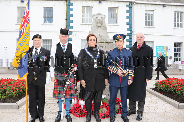 NEWRY, MOURNE AND DOWN DISTRICT COUNCIL BATTLE OF THE SOMME CENTENARY COMMEMORATIVE SERVICE