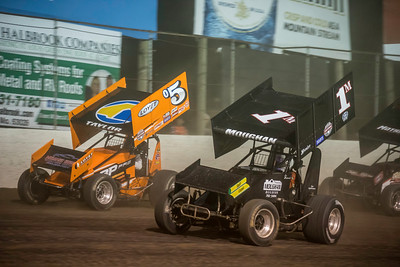 2018 World of Outlaws Spring Classic
