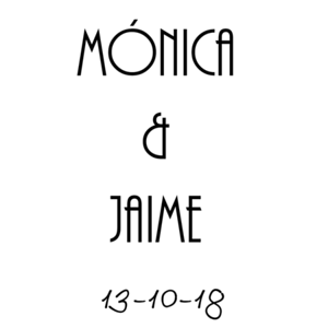 13.10.18 Mónica & Jaime