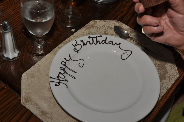 Margrit's 65th B-Day Dinnet @ Dillworthtown Inn
