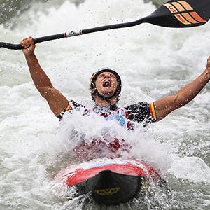 ICF Canoe Kayak Slalom World Cup Final Bratislava 2013