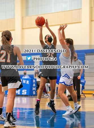 2/23/2021 - Girls Varsity Basketball - Biddeford vs Kennebunk