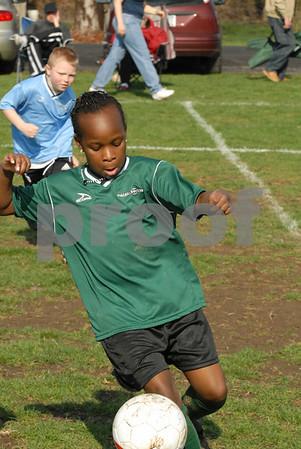 Team 4 Hunter vs Team 8 Colonial - 9:00 - 4-12-08