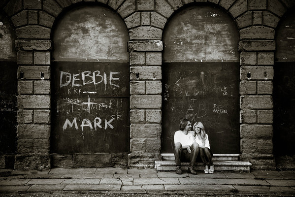 Debbie & Mark - Pre Wedding