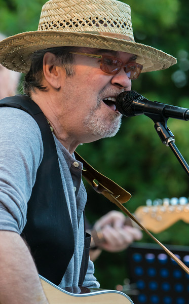 Barry Goldberg-Salute to the Music of Bob Dylan 2014-Wolfe Park, St. Louis Park