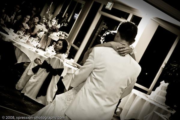 The Wedding ~ Reception, 10.11.2008