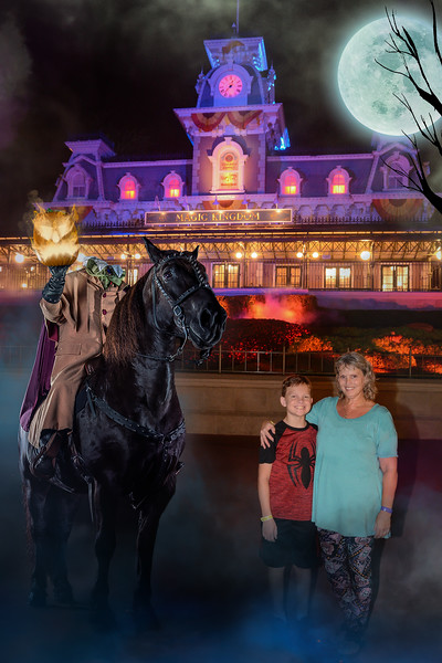 2017-10-06 Mickey's Not So Scarey Halloween Party
