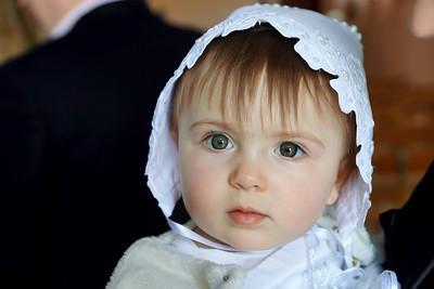 Baptême de Lola
