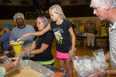 Missions - 2012-08 - Stop Hunger Now