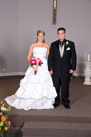 Posed Photos after the Ceremony - Marcus & Sarah