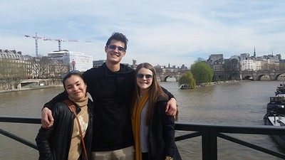 Spring Break language exchange -- France