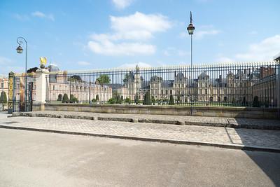 2014 - Fontainebleau