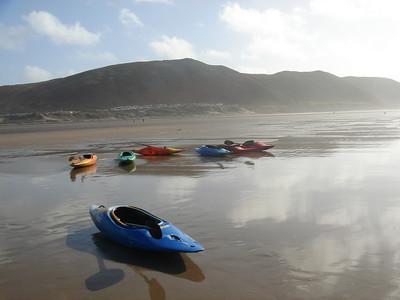 Surf Trip Gower 2006