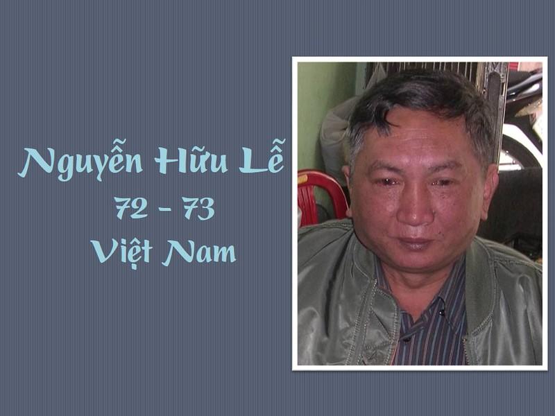 Nguyễn Hữu Lễ