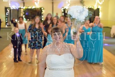 Bouquet Toss Reception- Lynn Segarra & Todd Roselli Wedding Photography- Shaker Farms Country Club- Westfield, MA New England